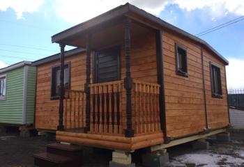 Дачный домик Ватель