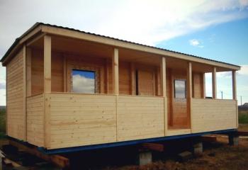 Дачный домик Фазенда