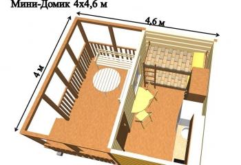 Дачный домик Севилья