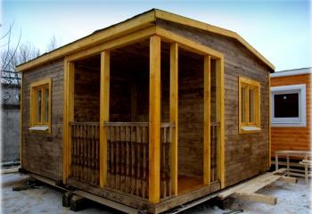 Дачный домик Лаваль