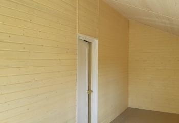 Дачный домик Финский